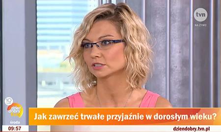 O przyjaźni | Sylwia Zawada, Coach Warszawa