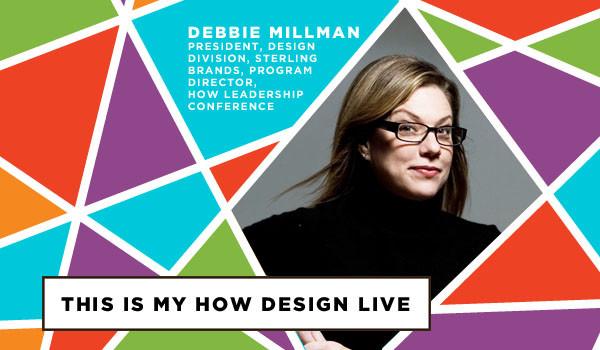 Debbie-Millman-sukces